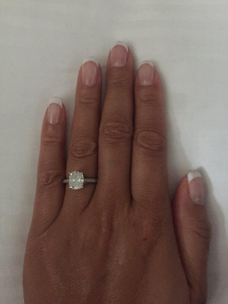 Beautiful no-chip French Manicure! - Yelp