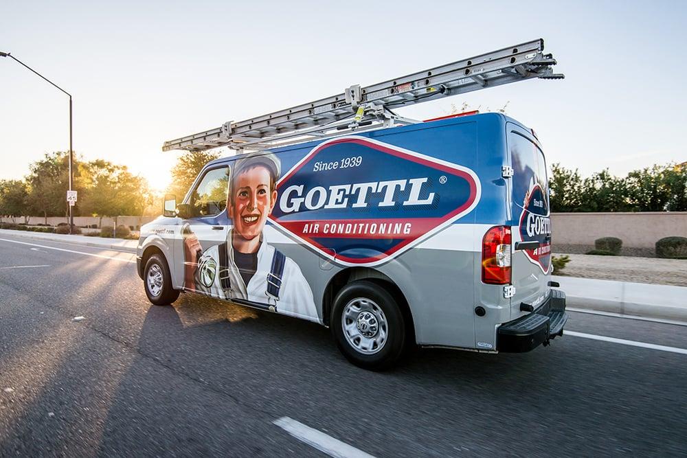 Goettl Air Conditioning and Plumbing: 2551 N Dragoon St, Tucson, AZ