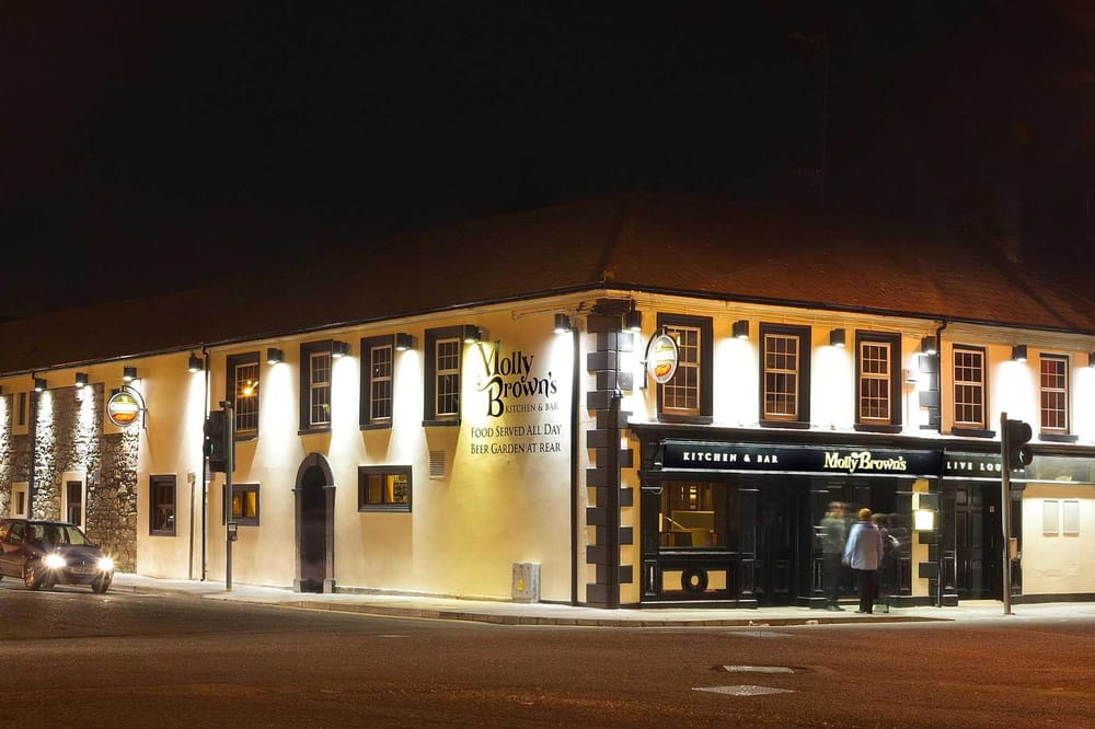 Molly Brown S Kitchen And Bar Newtownards