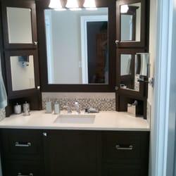 Custom Bathroom Vanities With Towers best price custom cabinets - 11 photos - building supplies - 3220