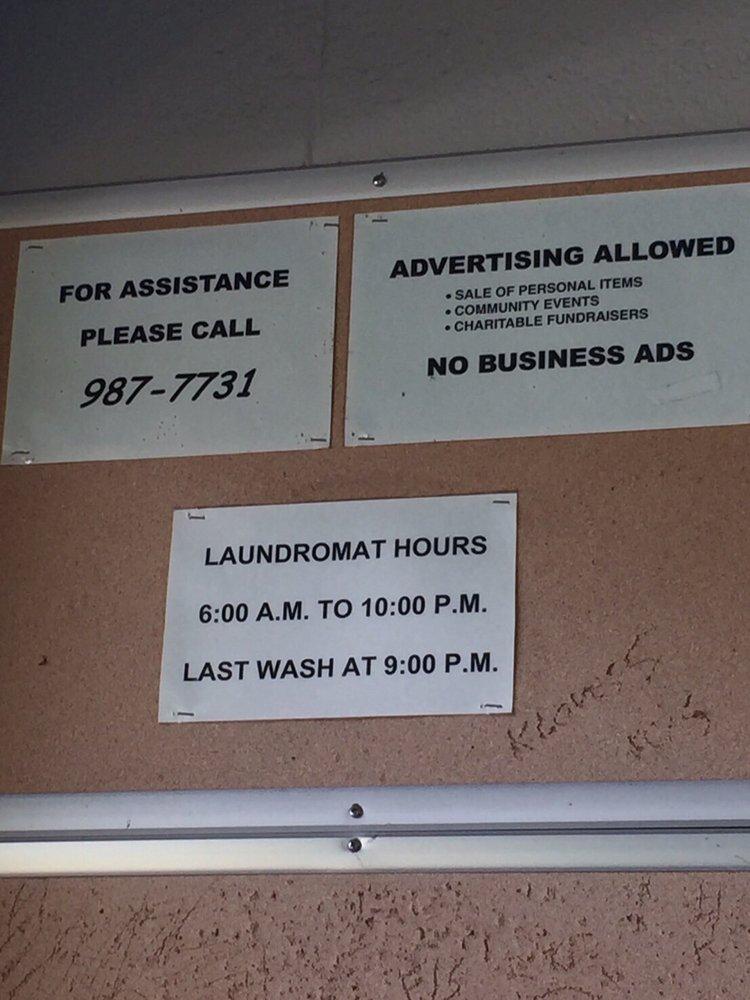 Pj Suds Laundromat: 45-691 Pakalana St, Honokaa, HI