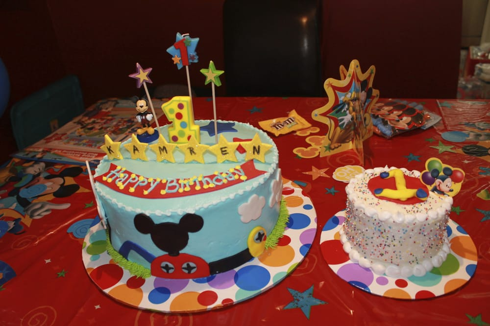 Photo Of Theme Cakes By Traci Houston Tx United States Yummy Mickey