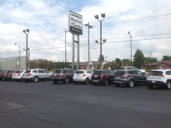 Piehl Motors: 1402 N Main St, Princeton, IL