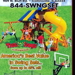 Swingset Factory Depot 45 Photos Playsets 909 N Bluff Rd