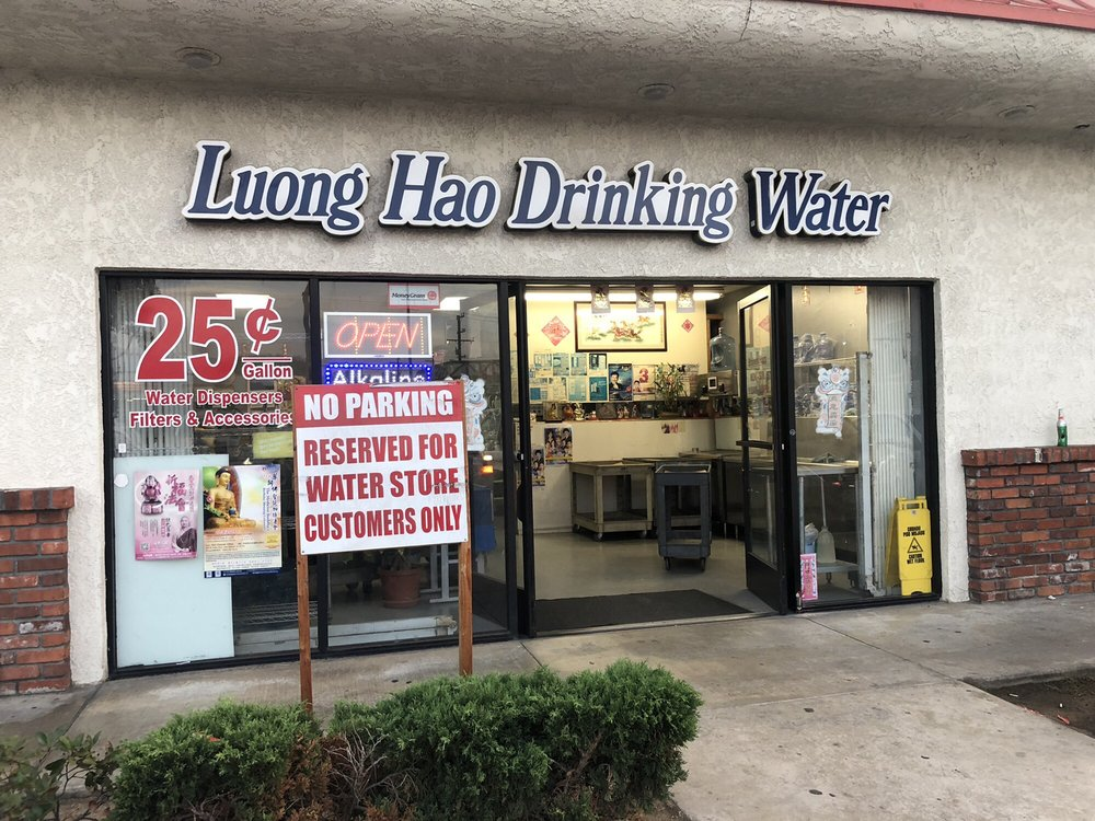 Luong Hao Drinking Water: 1700 W Valley Blvd, Alhambra, CA