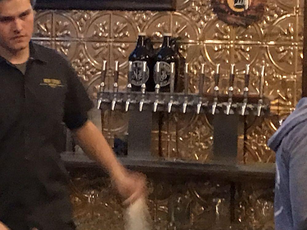 New Union Brewery: 400 West Main St, Lowell, MI