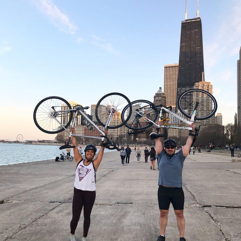 Lakefront Trail: Lakefront Trl, Chicago, IL