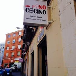 Hoy No Cocino | Hoy No Cocino Closed Food Delivery Services Calle Del Alamo