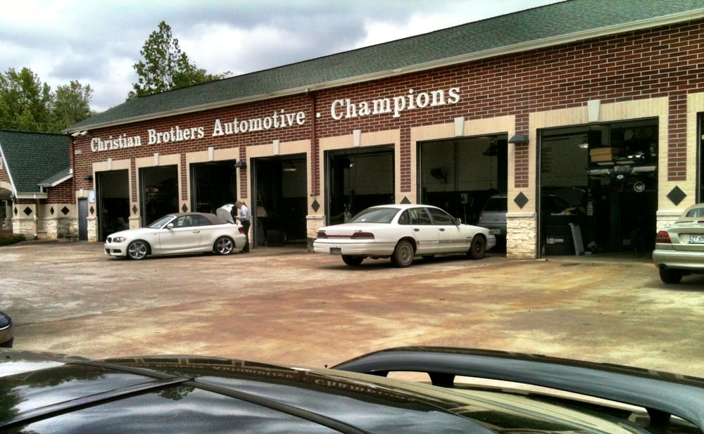 christian brothers automotive champions auto repair houston tx united states reviews. Black Bedroom Furniture Sets. Home Design Ideas