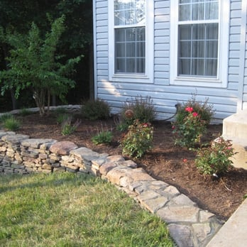Photo Of Wade Lawn U0026 Landscaping   Annapolis, MD, United States. The Front