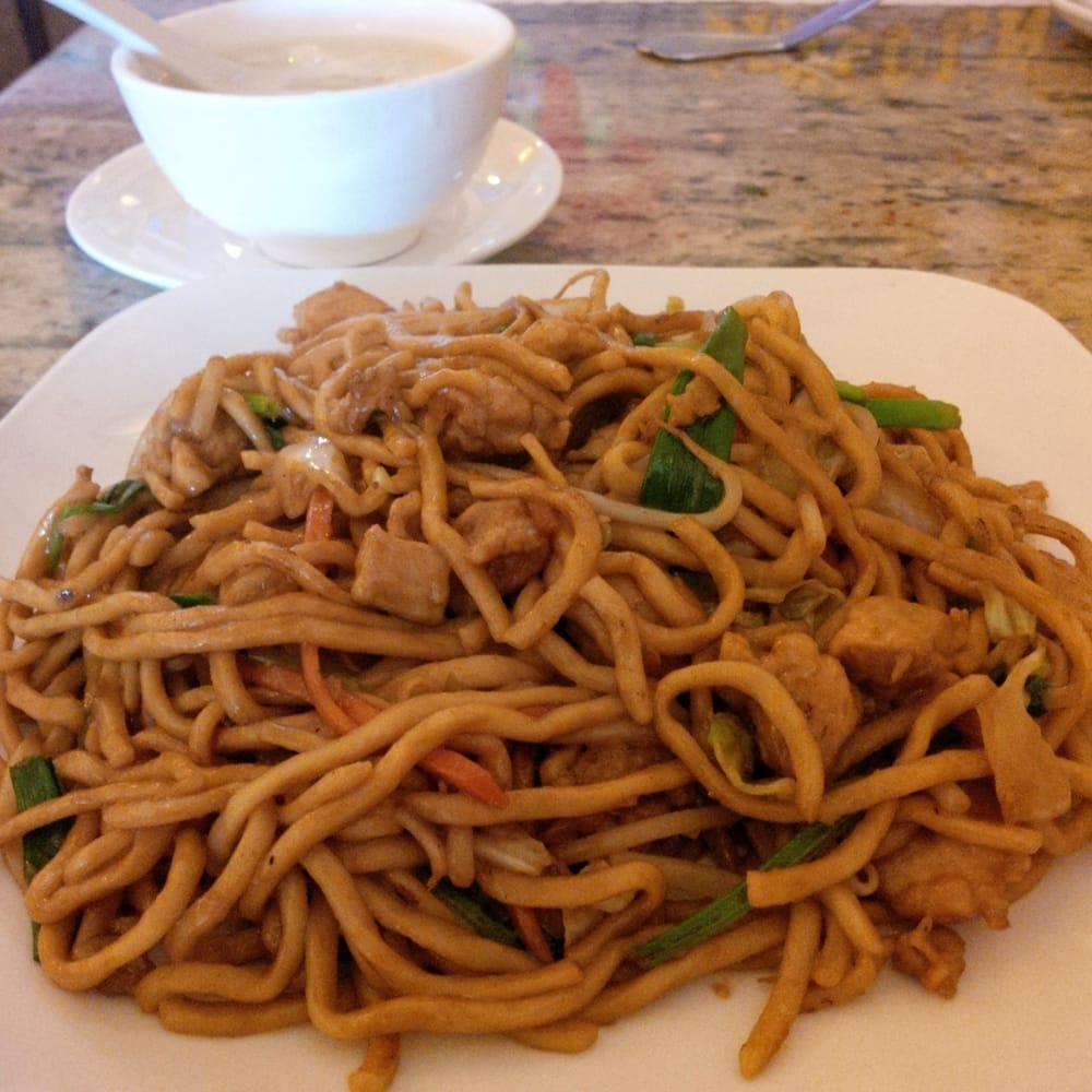 Yummy chicken chow mein yelp for Asian cuisine ocean view nj