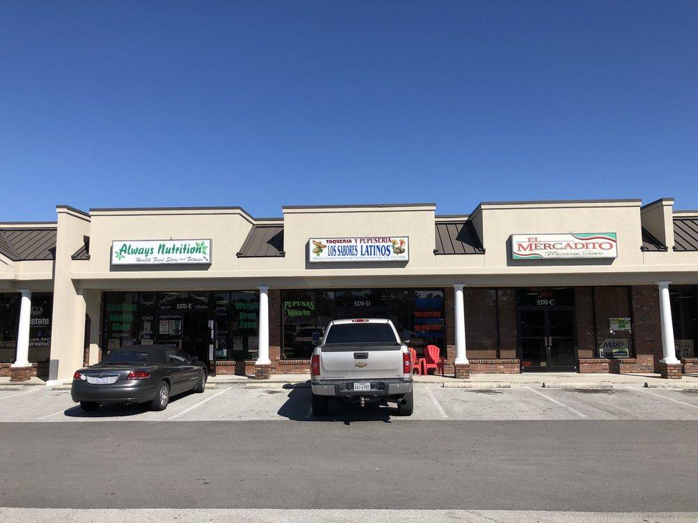 Los Sabores Latinos: 5370 Hwy 70 W, Morehead City, NC