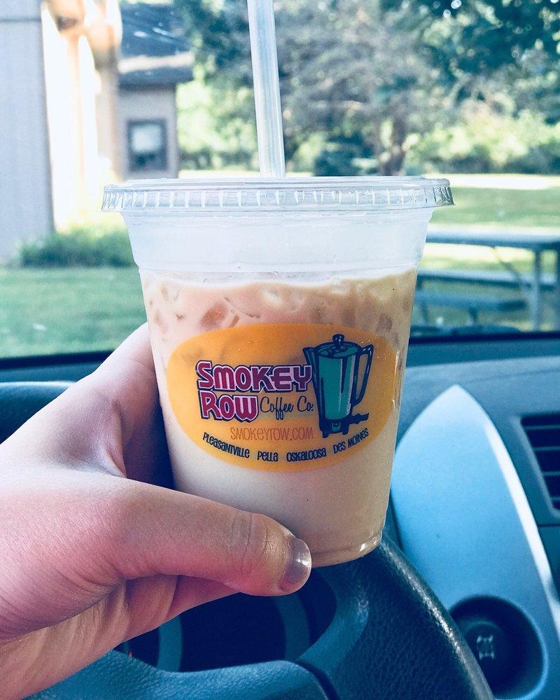 Social Spots from Smokey Row Coffee