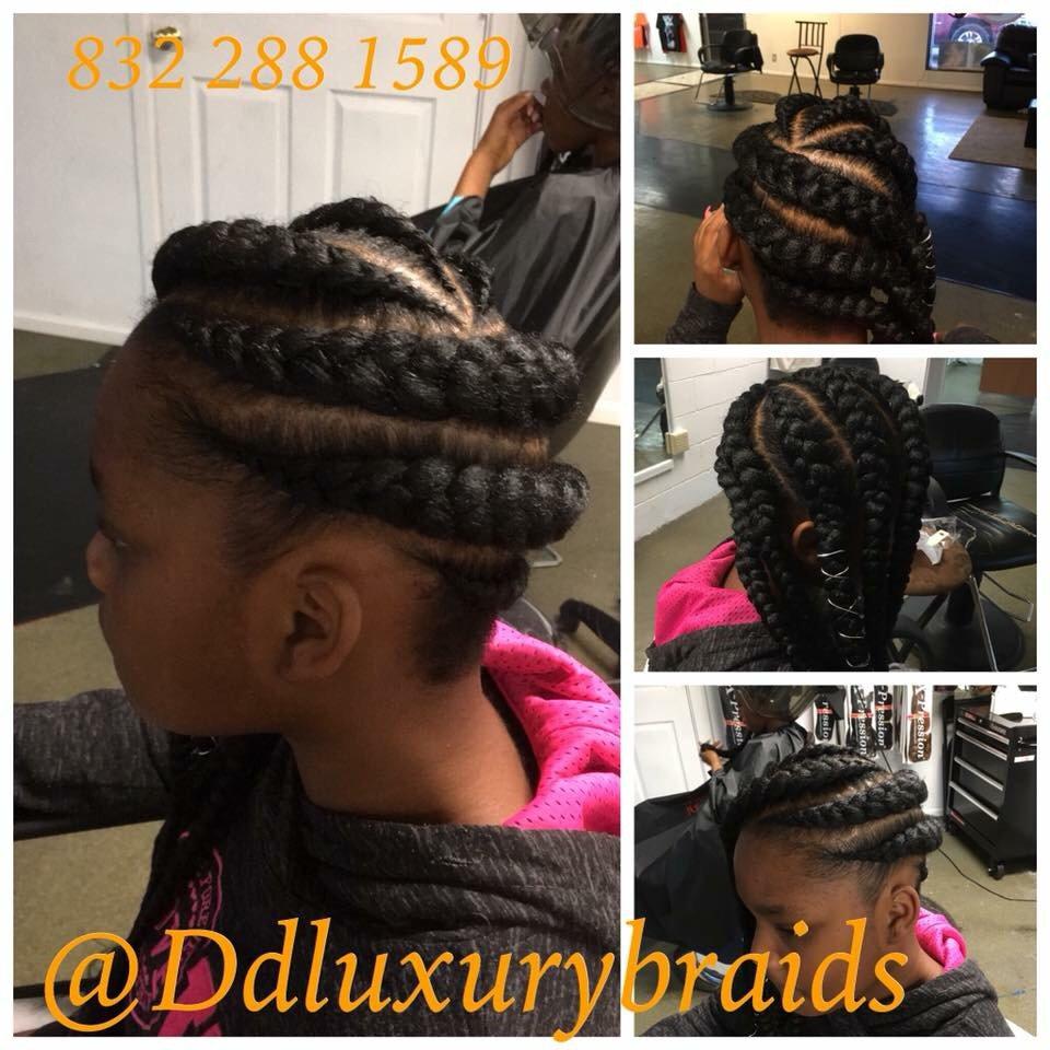 Ddluxury African Hair Braiding 12 Photos Hair Salons 333 N