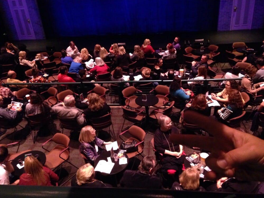 Restaurants Near Theater For A New Audience