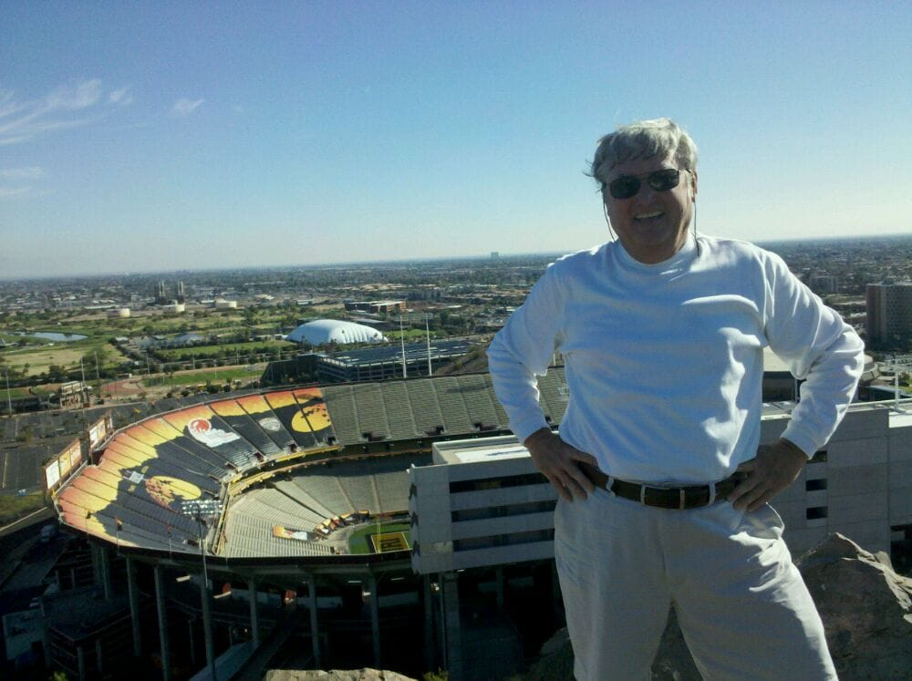 Insight Bowl: Sun Devil Stadium, Tempe, AZ