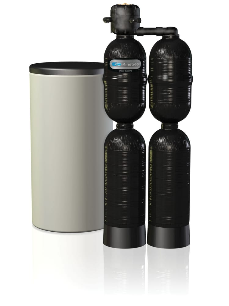 Kinetico Non Electric Water Softener And Dechlorinator Yelp