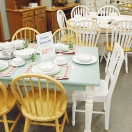Hope furnishings 36 photos 25 reviews thrift stores for Furniture bank tacoma