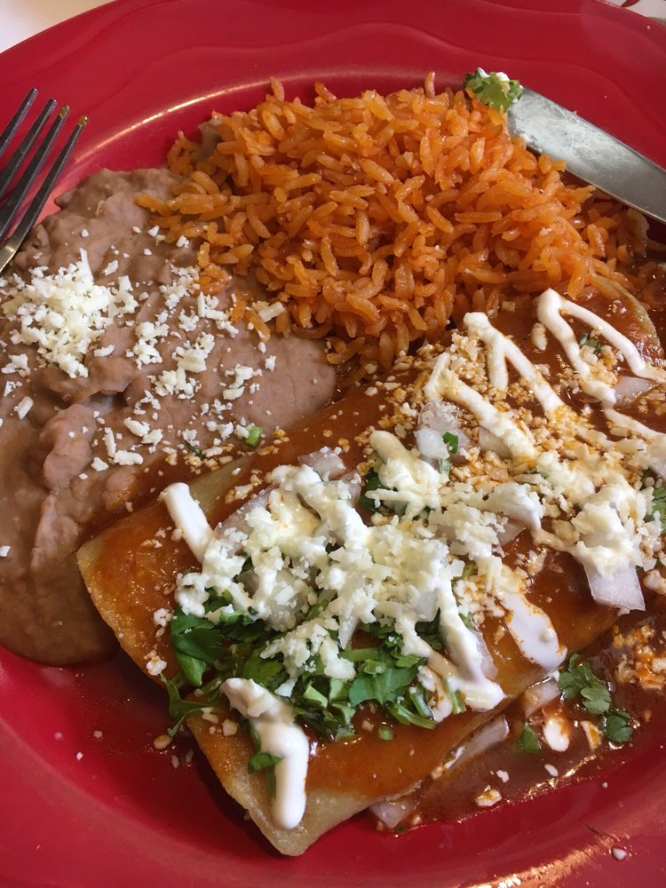 El Patron Mexican Cuisine: 101 Greenwich Rd, Seville, OH