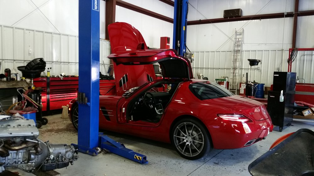 S e l foreign auto 12 photos garages 7 colonel dr for Garage bourny automobiles laval