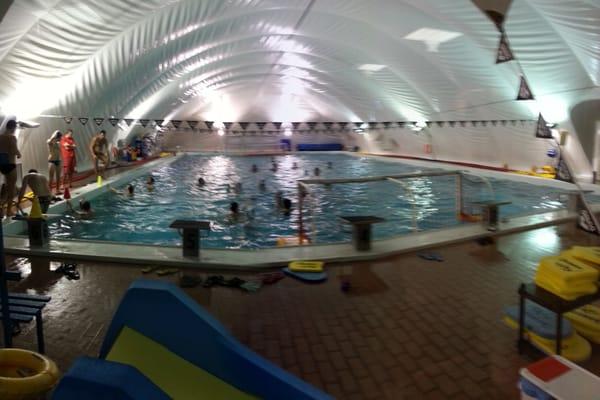 Piscina sporting ostiense swimming pools via del mare - Piscina eur roma ...