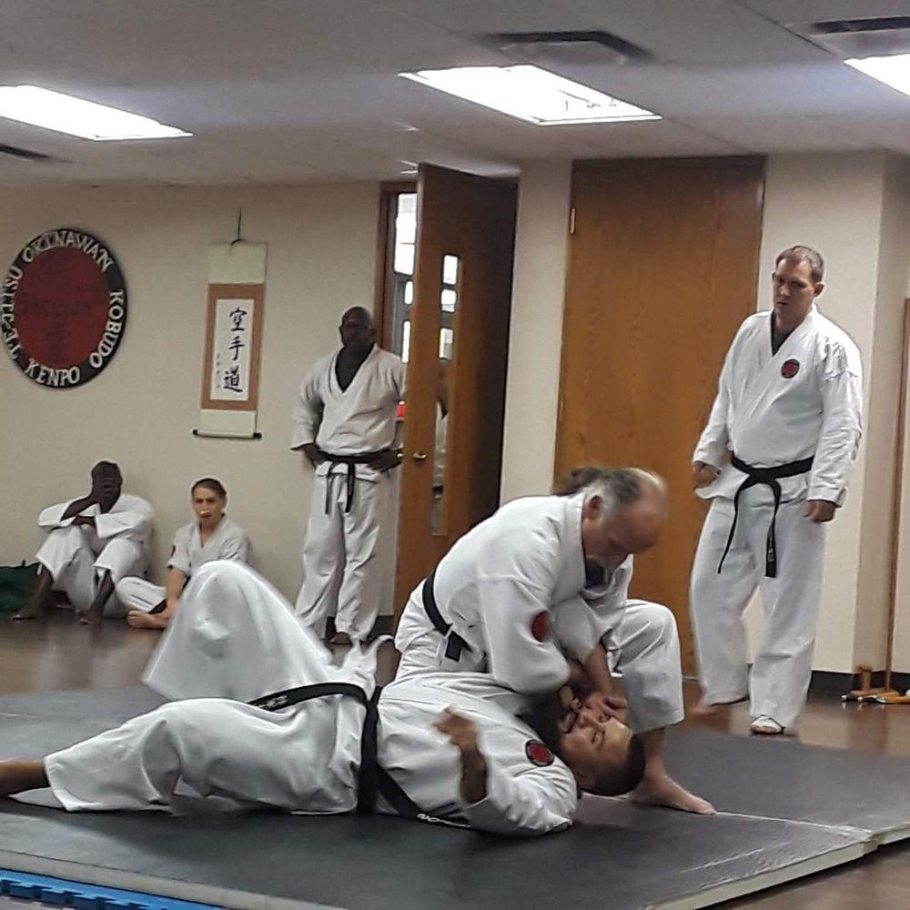Shogun Martial Arts Center International: 6300 W 51st St, Mission, KS