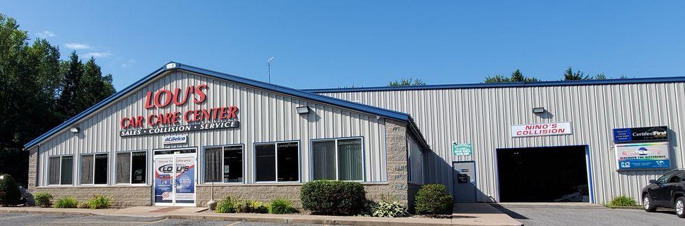 Lou's Car Care Center: 7361 State Fair Blvd, Baldwinsville, NY