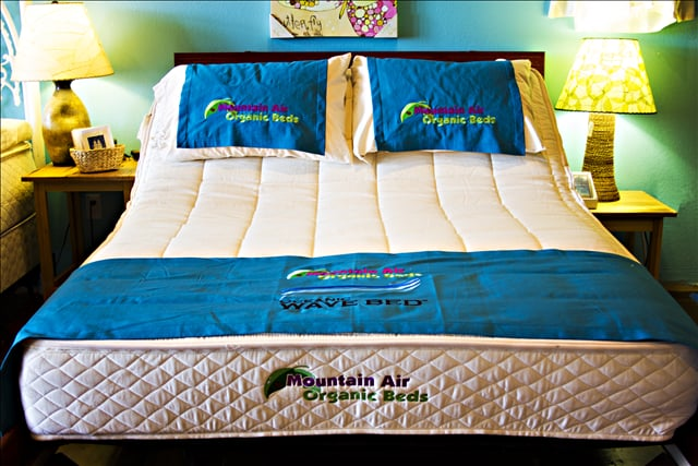 Photo Of Mountain Air Organic Beds Fayetteville Ar United States