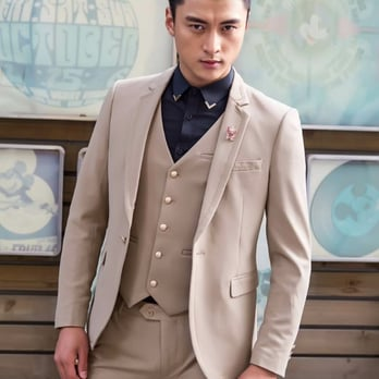 KOREA design men suit - Yelp