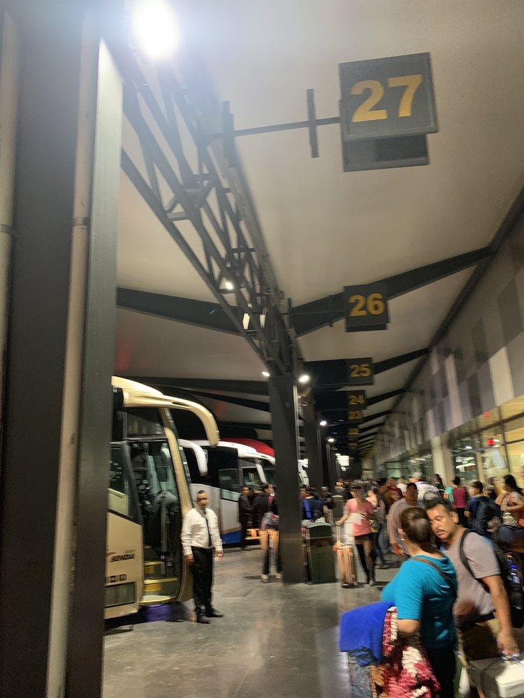 Turimex International Bus Service: 801 Flores Ave, Laredo, TX