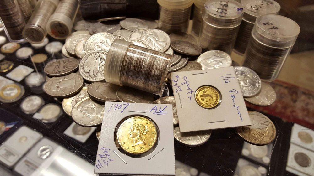 The Coin Market