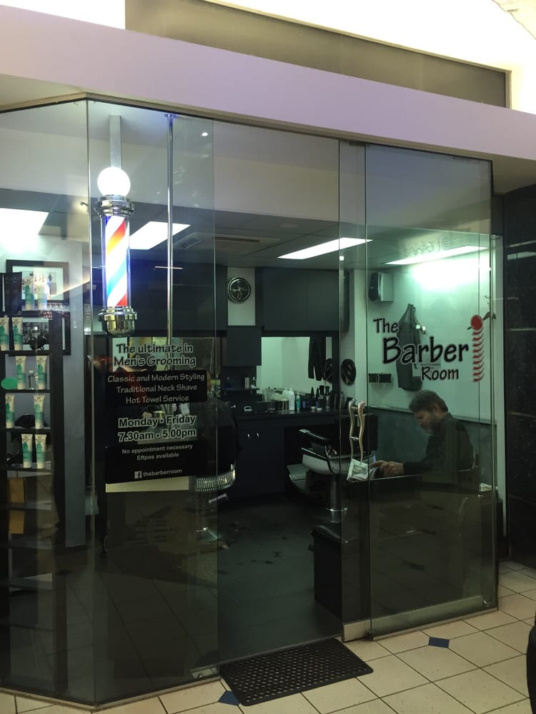 The Barber Room: Blocksidge & Ferguson Arcade, Brisbane, QLD