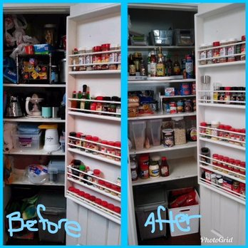 Photo Of Major Organizers San Antonio Tx United States Small Pantry Before