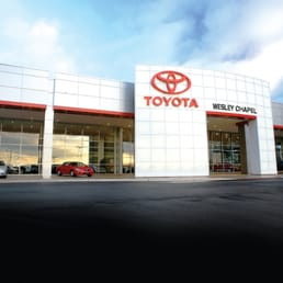 Photo Of Wesley Chapel Toyota Fl United States It S A