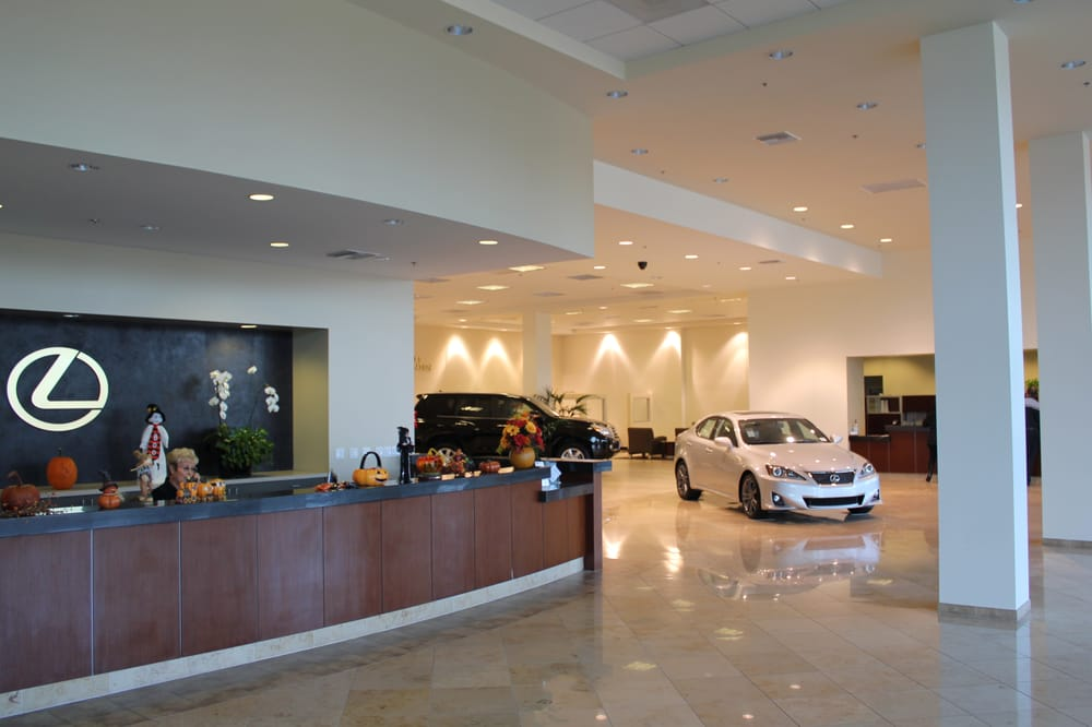 Photo Of South Bay Lexus Service Department   Torrance, CA, United States.  Service