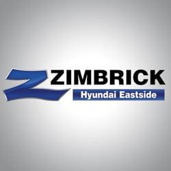 Zimbrick Hyundai East >> Zimbrick Hyundai Eastside 13 Reviews Car Dealers 5433