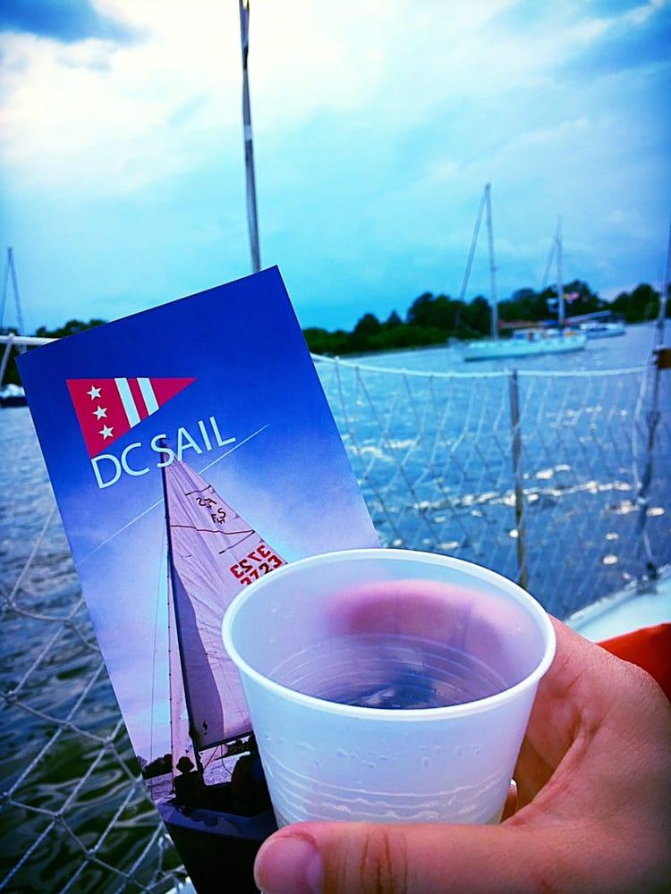 DC Sail - Diamond Teague Park Piers