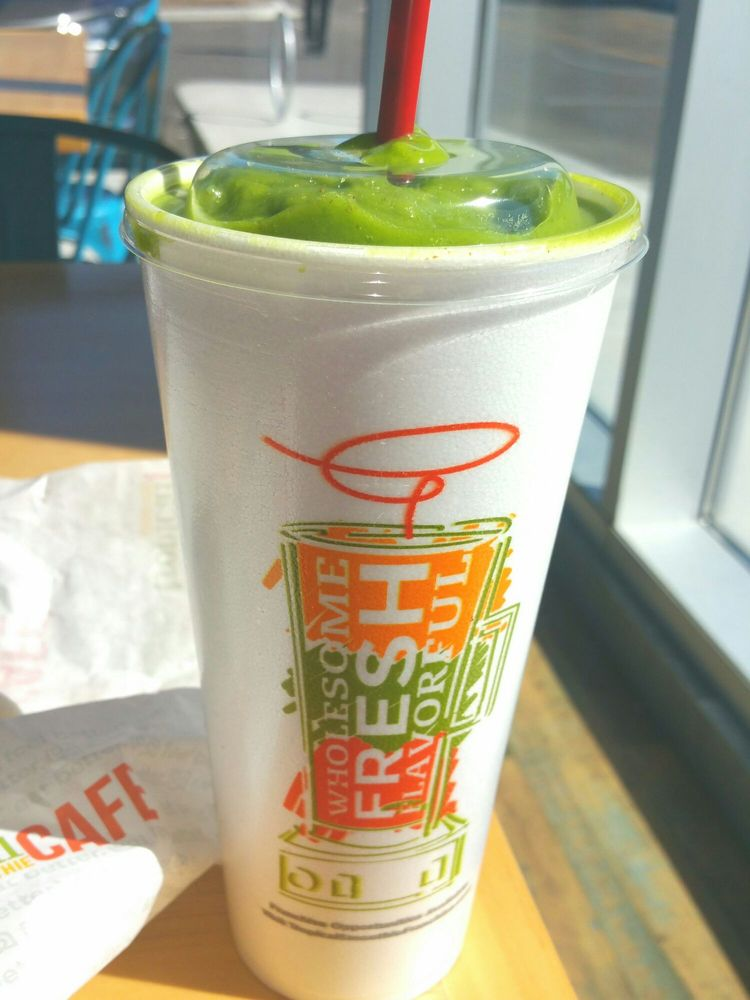 Tropical Smoothie Cafe Detox Island Green How Do Detox - induced.info