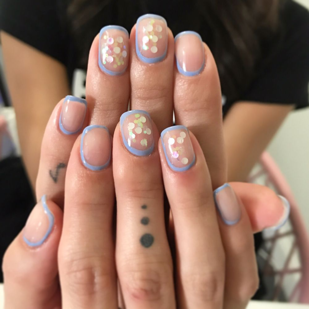 Japanese gel, nail art, Miami, south beach, house call, mobile nail ...