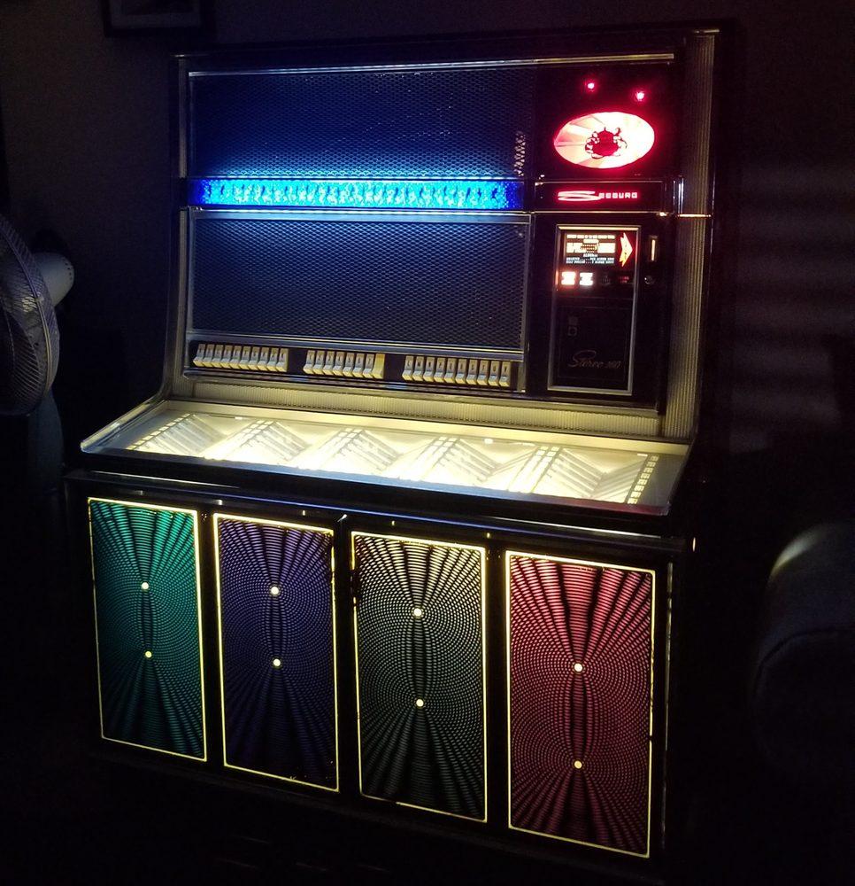 Classic Jukebox & Pinball Repair - Electronics Repair - 6566