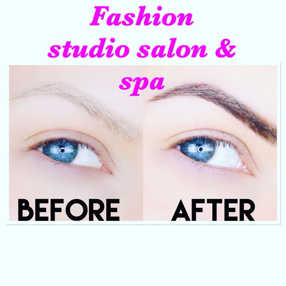 Fashion Studio Salon Spa Eyebrows Threading Tinting Done By Our