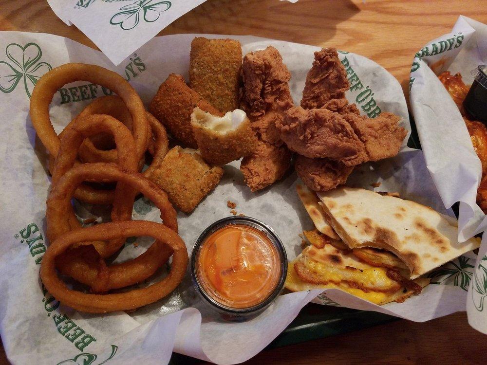 Beef 'O' Brady's: 1508 E Jackson St, Thomasville, GA