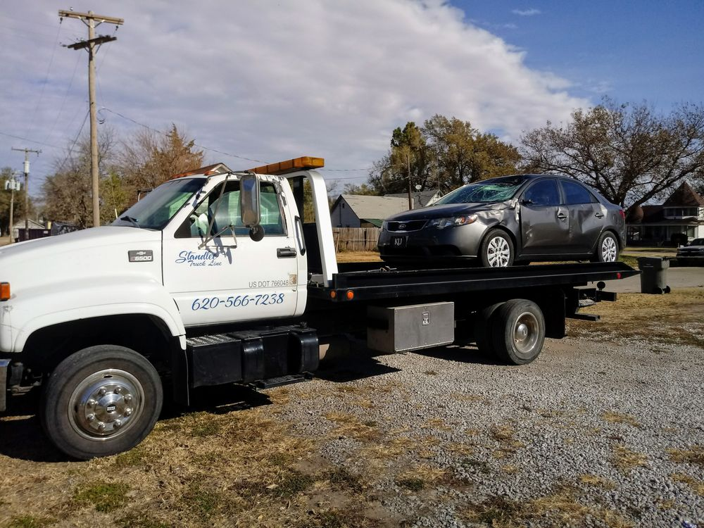 Standlee Truck Line: Ellinwood, KS