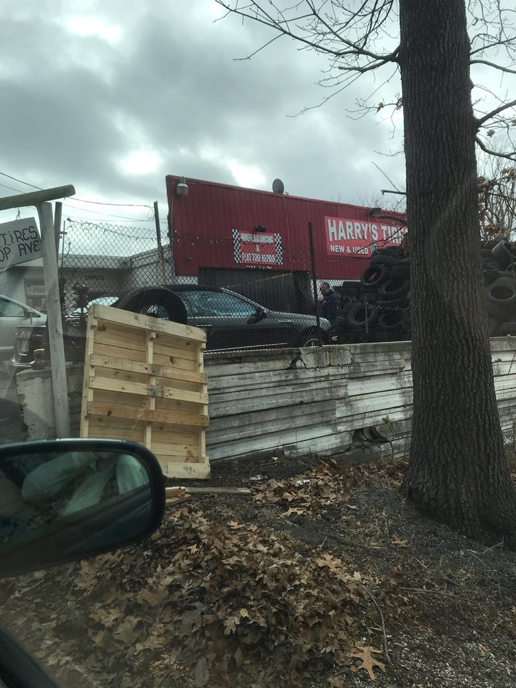 Harrys Tires: 24 Hilltop Ave, Gloucester Township, NJ