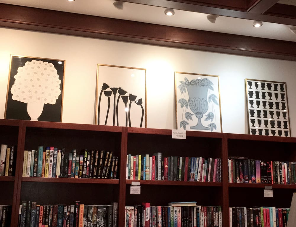 The Hidden Lantern Bookstore