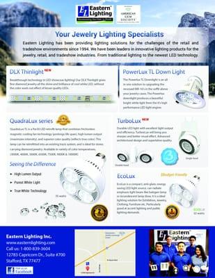 eastern lighting 12783 capricorn dr ste 700 stafford tx lighting