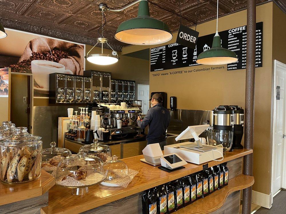 Cafe Real: 156 School St, Bristol, CT