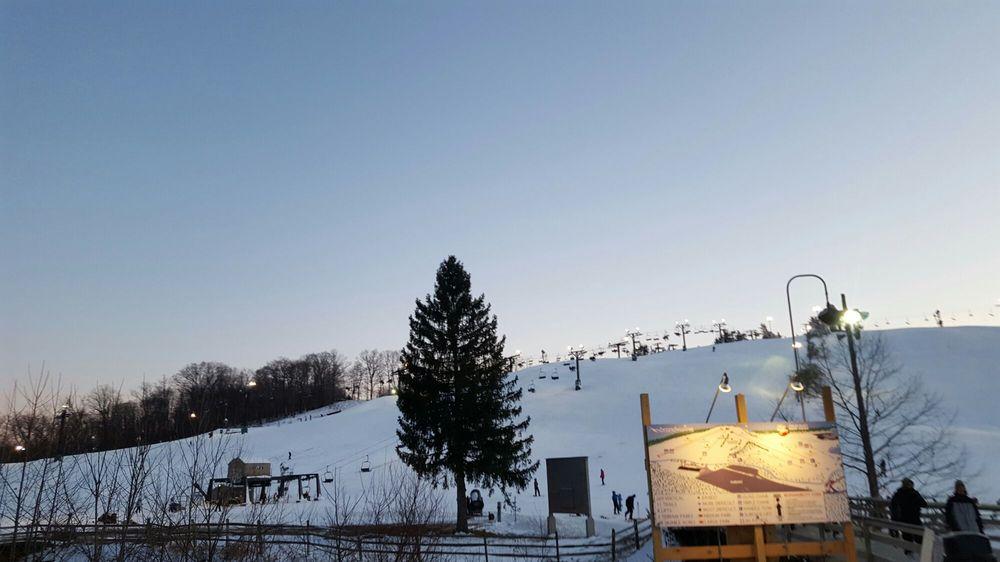 Boston Mills Brandywine Ski Resorts