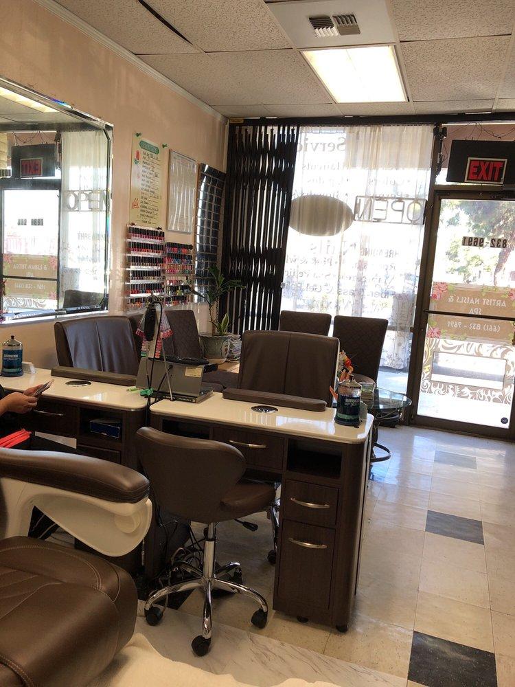 Artist Nail & Spa: 4601 Wilson Rd, Bakersfield, CA