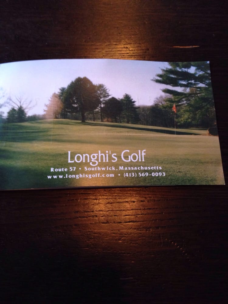 Social Spots from Longhi's Executive Par 3, Driving Range and Mini Golf